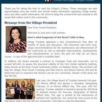 June 2019 E-News Now Available!