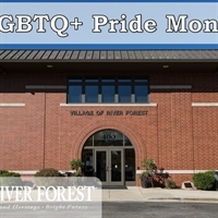 June Designated as LGBTQ+ Pride Month in the Village of River Forest