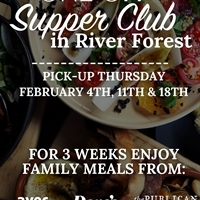 River Forest Supper Club - February Edition