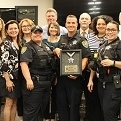 Police Department Recognized for Traffic Safety Challenge Award