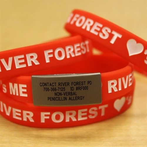 River Forest ID Bracelet Program