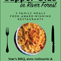 River Forest Supper Club March Edition