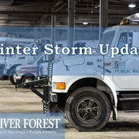Winter Storm Updates